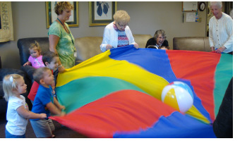 Hand in Hand Adult Day Care of Richmond Indiana   47374